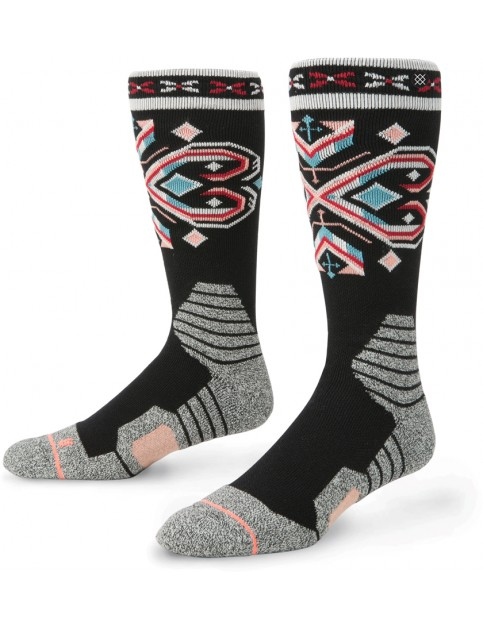 Stance Kongsberg Snow Socks in Black