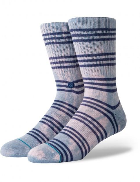 Stance Kurt Crew Socks in Bluesteel