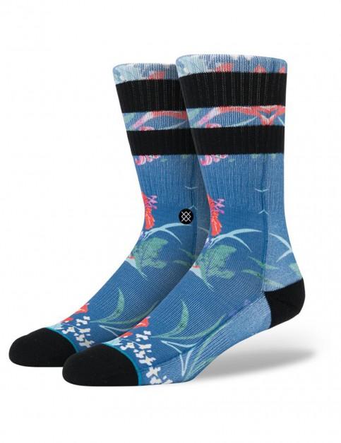 Stance Kurumi Socks in Blue