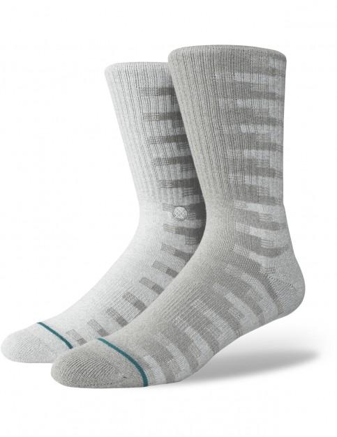 Stance Laretto Crew Socks in Grey