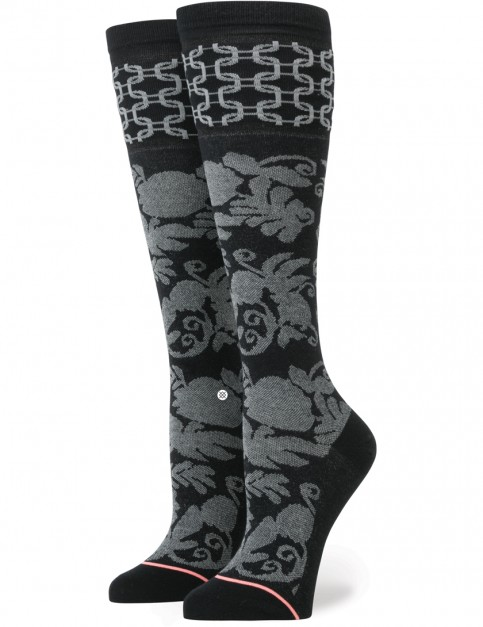 Stance Lattice Socks in Black