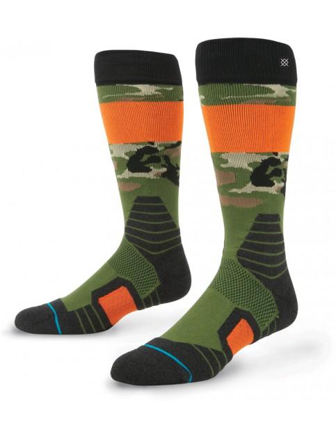 Stance Legend Snow Socks in Camo