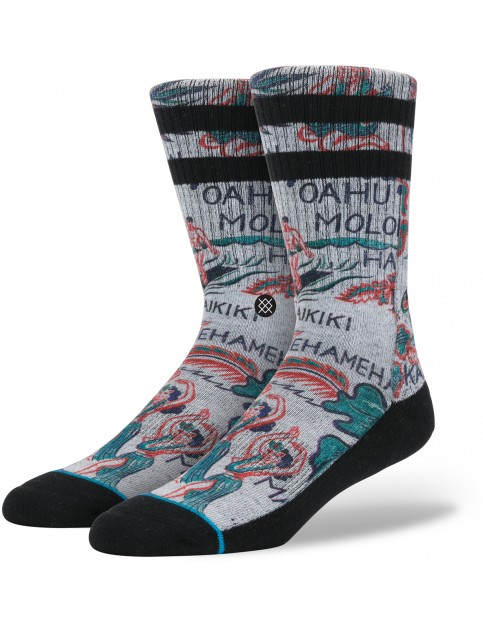 Stance Lei-Lei Socks in Grey