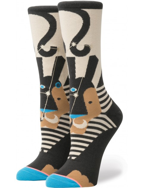 Stance Leo Crew Socks in Multi