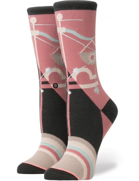 Stance Libra Crew Socks in Multi