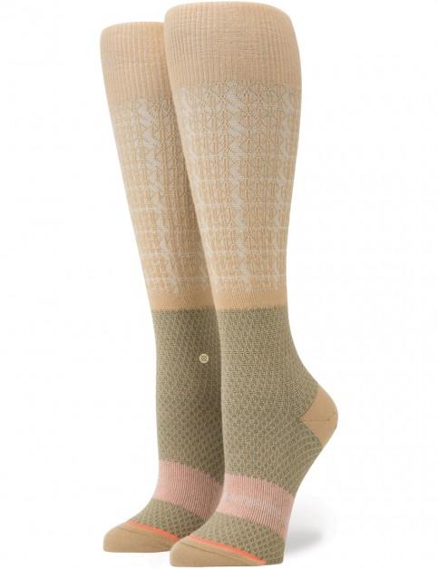 Khaki Stance Library Socks