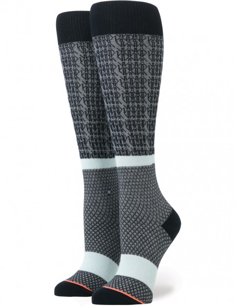 Navy Stance Library Socks