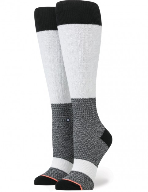 Silver Stance Library Socks