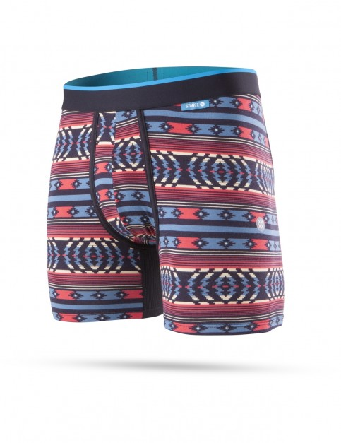 Stance Lightning Underwear in Red
