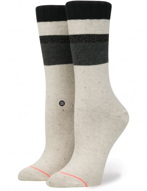 Stance Limbo Crew Socks in Natural