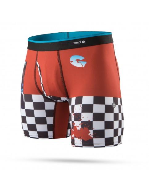 Stance Liquid Swords Boxer Brief Underwear in Red