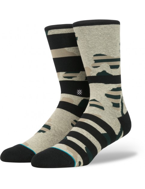 Stance Luchu Socks in Tan