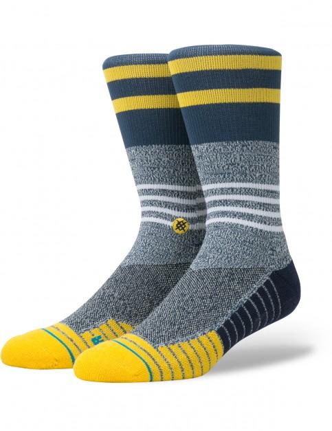 Grey Stance Lunar Crew Crew Socks