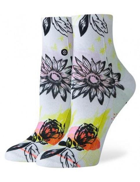 Stance Luster Ankle Socks in White