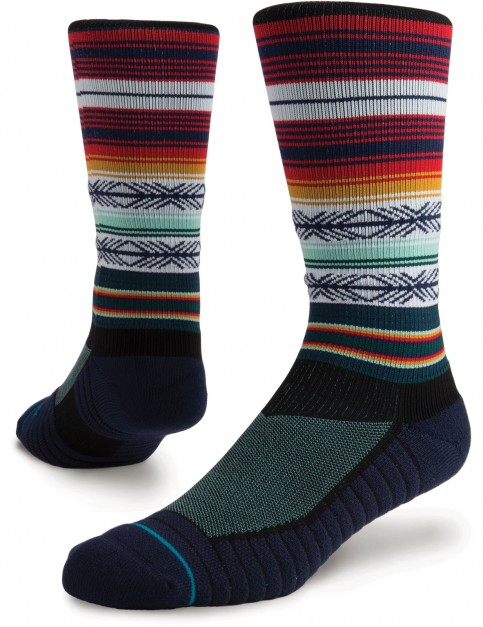 Stance Mahalo Athletic Crew Socks in Multi Colour