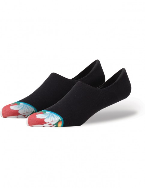 Stance Maldive No Show Socks in Black