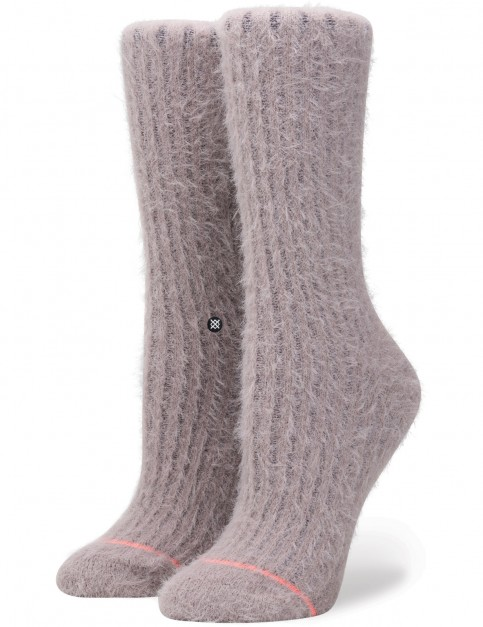 Stance Mega Crew Socks in Purple