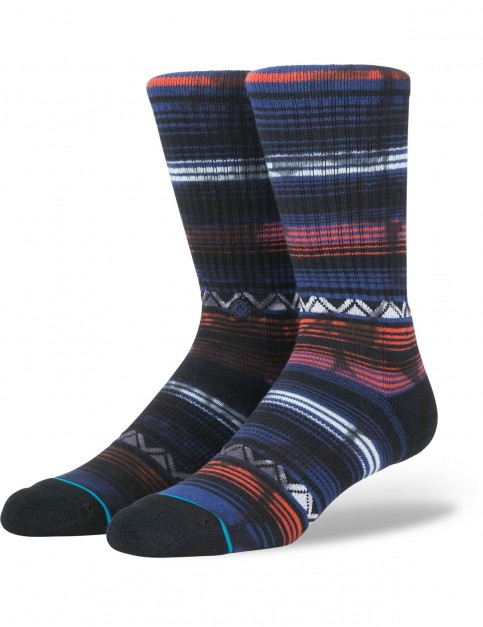 Stance Mexi Crew Socks in Teal