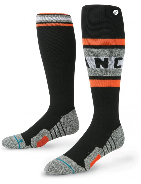 Stance Meyers Snow Socks in Black