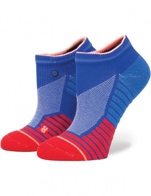 Stance Midnight Gardner Low Crew Socks in Blue