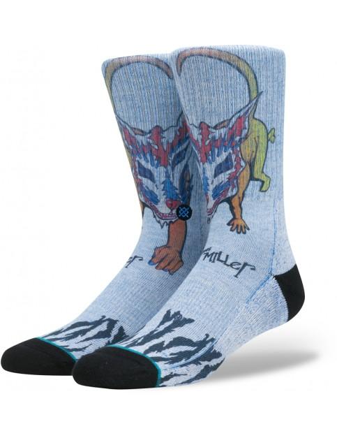 Stance Miller Socks in Blue