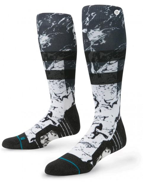 Stance Mineral Snow Socks in Black