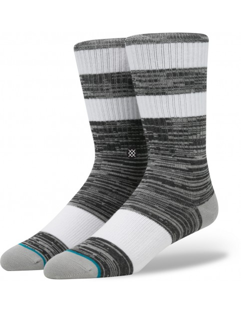 Stance Mission Low Socks in Grey