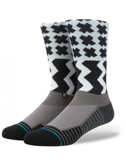 Grey Stance Mission One Socks