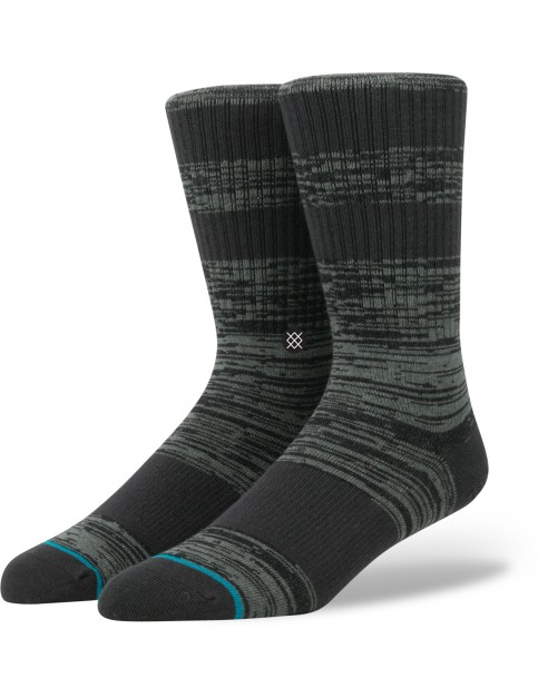 Stance Mission Socks in Blue