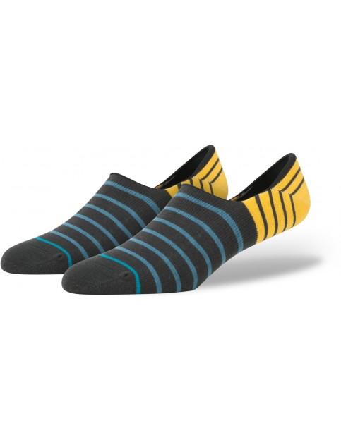 Charcoal Stance Mongoose Socks