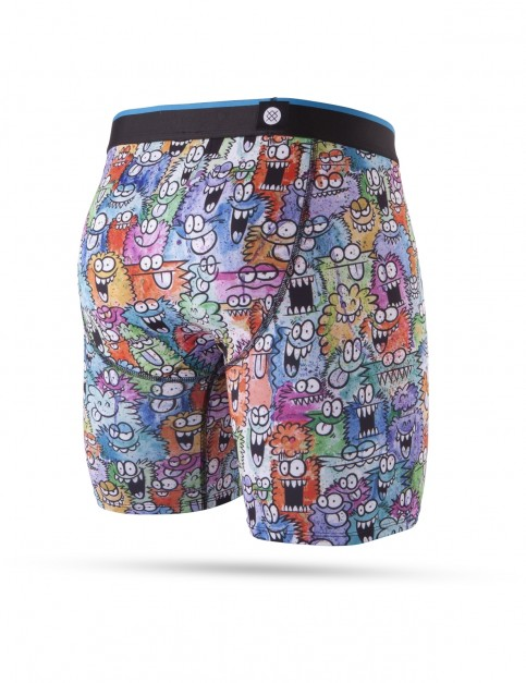 Stance Monster Party Underwear in Multi Colour