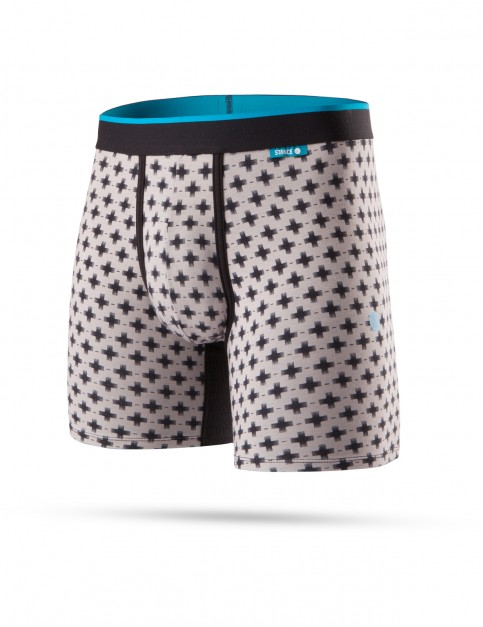 Stance Native Underwear in Grey