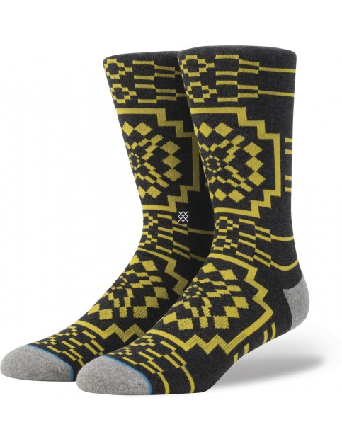 Stance Nectar Socks in Charcoal