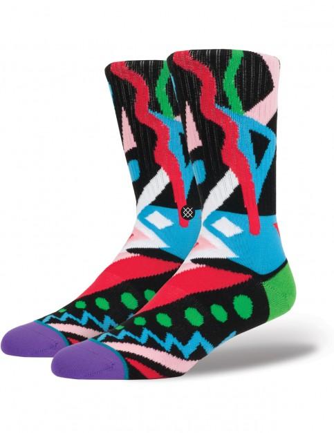 Stance New Jack Crew Socks in Multi