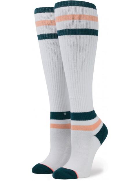 Stance New School Socks in White
