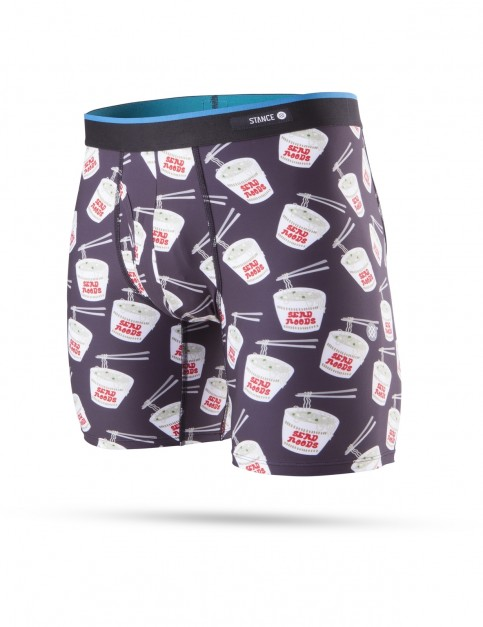 Stance Noods Underwear in Black