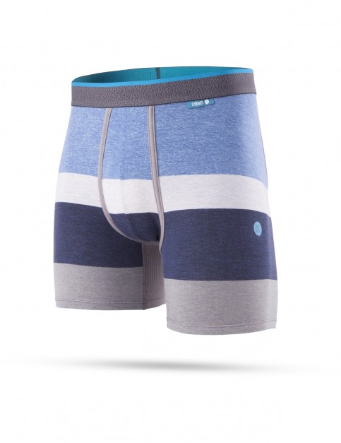 Stance Norm Wholester Underwear in Blue