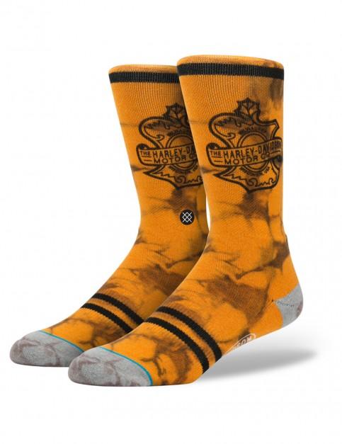 Stance Oaks Socks in Grey
