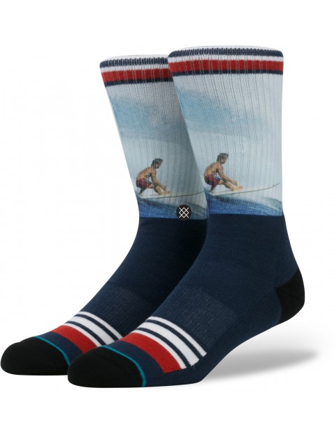 Stance Occy Socks in Navy