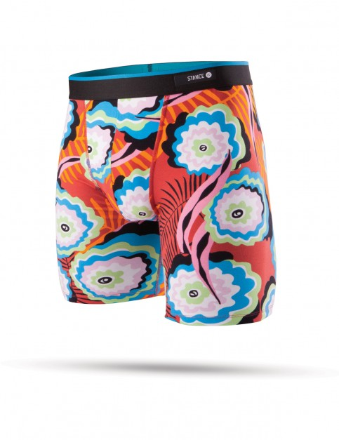 Stance Ocean Flowers Underwear in Multi
