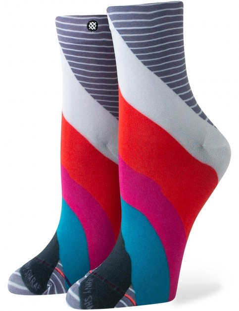 Stance Only The Brightest Ankle Socks in Black