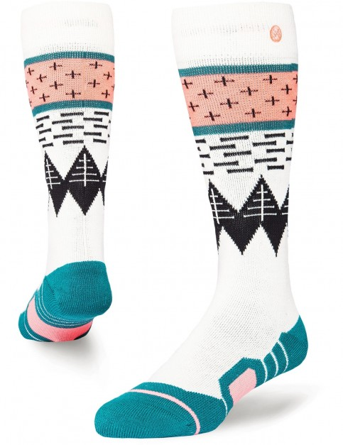 Stance Outland Snow Socks in Black