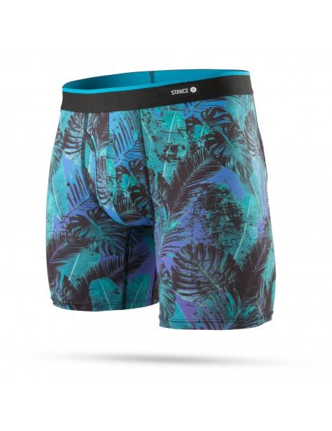Stance Palm Night Bb Underwear in Blue