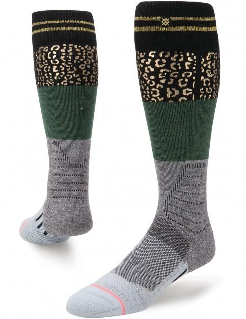 Stance Party Mtn Crew Socks in Multi