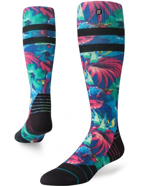 Stance Pau Snow Socks in Blue