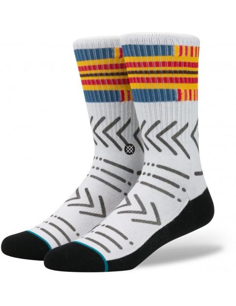 Multi Stance Petroglyph Socks
