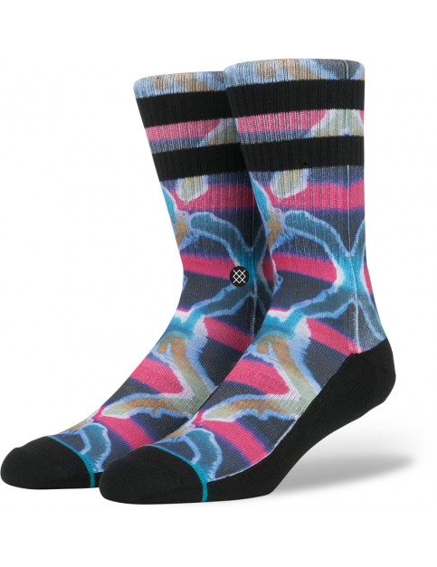 Stance Pigments Socks in Black