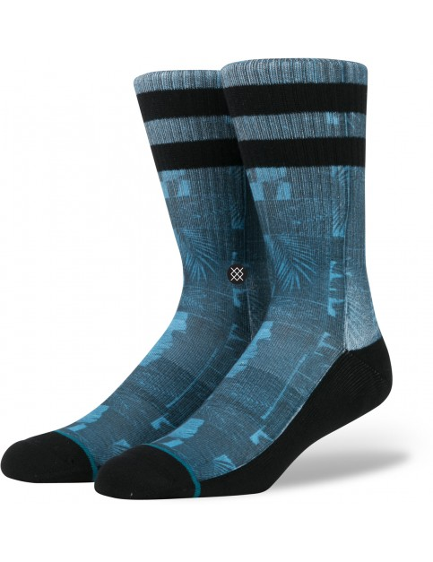 Stance Piranha Socks in Blue