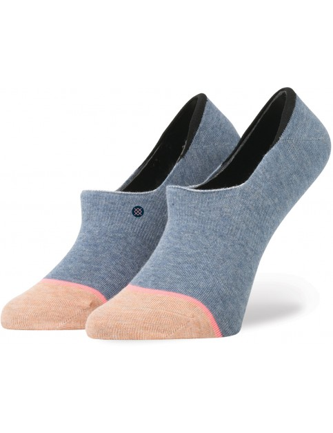Stance Plain Jane Socks in Blue