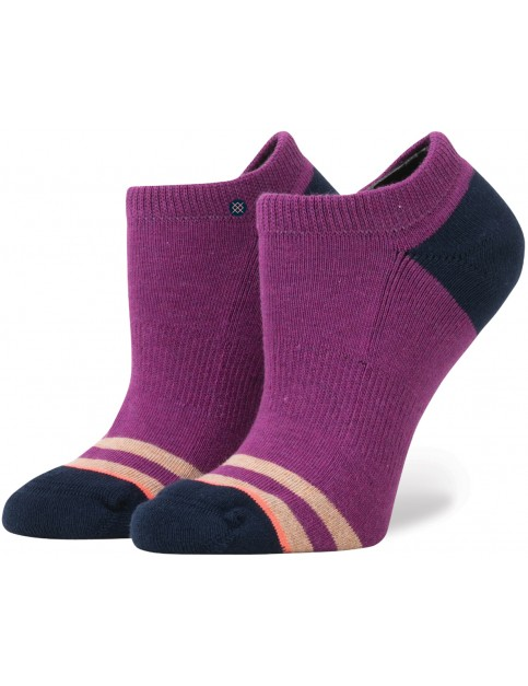 Purple Stance Plain Jane Socks